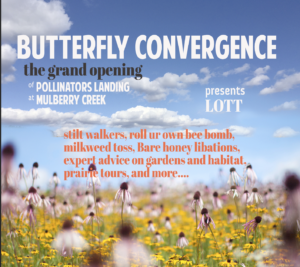 Butterfly Convergence   River Market Community Co-op